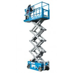 Genie - Self Propelled Scissor Lift GS-1532, GS-1932 Series