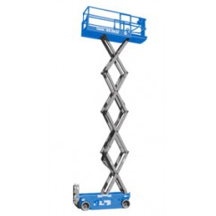 Genie - Self Propelled Scissor Lift Series GS2032, GS2632, GS3232