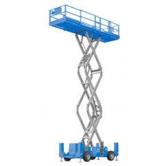 Genie - Self Propelled Scissor Lift GS-3384 RT
