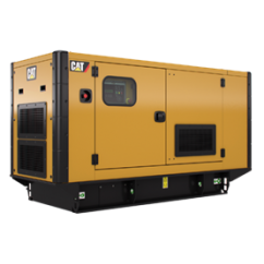 Cat Compact - DE88 88kVA Three Phase Diesel Generator Set