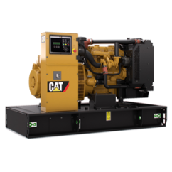 Cat Compact - GEH250 250kVA Three Phase Diesel Generator Set