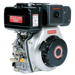 Yanmar - L70N 6.7HP Manual or Electric Start Industrial Engine