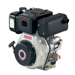 Yanmar - L100N 10HP Manual or Electric Start Industrial Engine